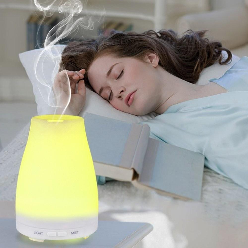 качествен сън с етерични масла