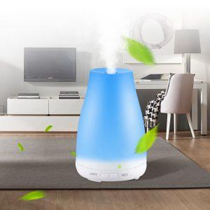дифузер с етерични масла, овлажнител за въздух