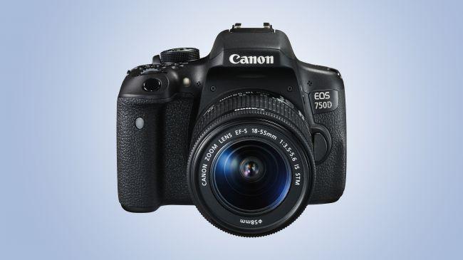 DSLR фотоапарат Nikon 750D