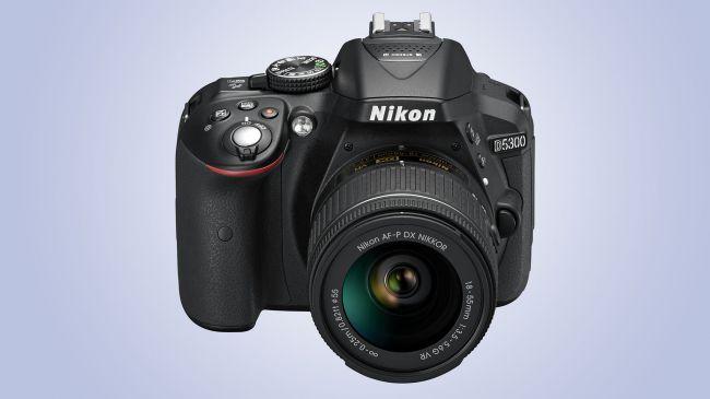 DSLR фотоапарат Nikon D5300