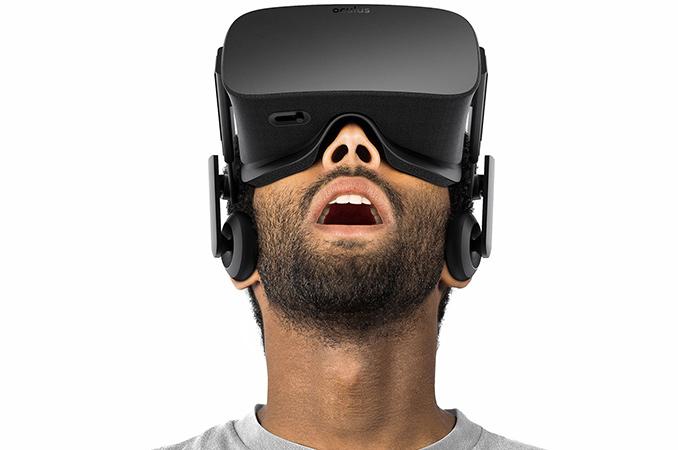 VR очила подарък за него