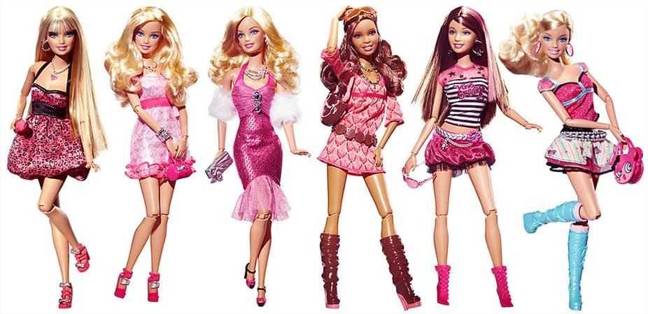 Детски кукли Барби - подарък за дете