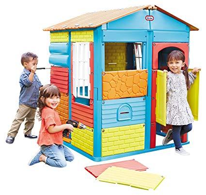 Детские дома и палатки для подарка ребенку