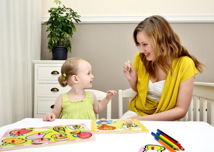 Детская головоломка - детский подарок