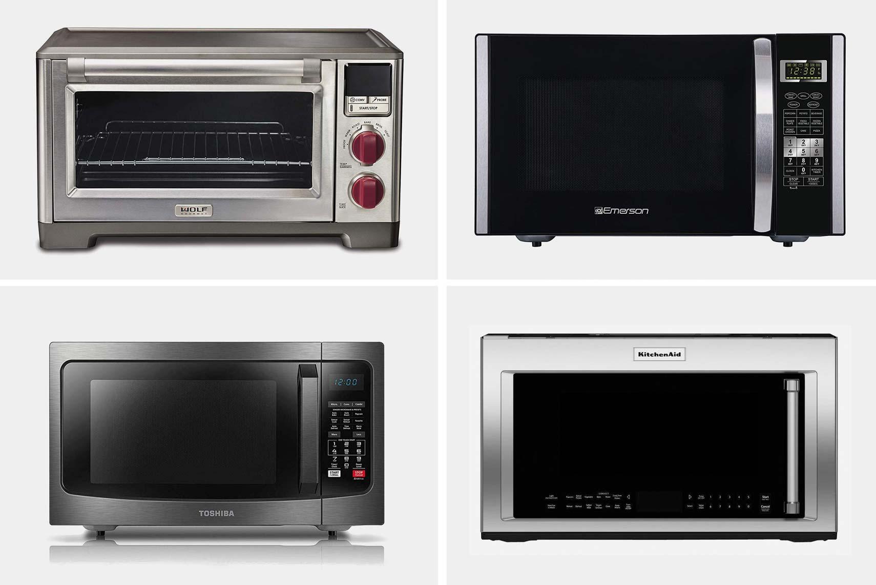 Как да изберем микровълнова печка?