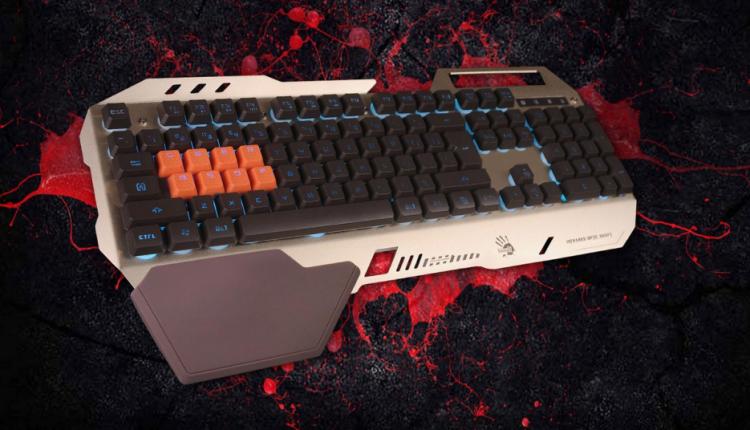 клавиатура A4TECH Bloody