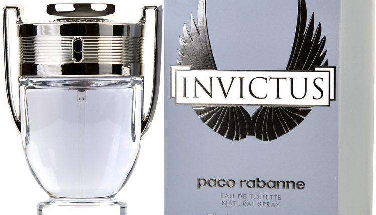 тоалетна вода invictus by paco rabanne