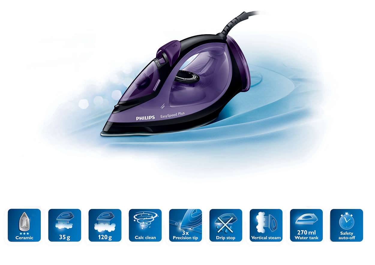 ютия philips easyspeed plus