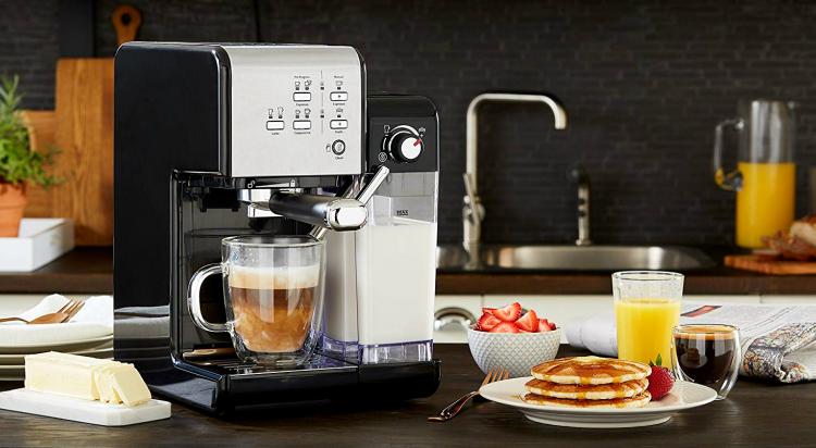 9 най-добри еспресо кафе машини