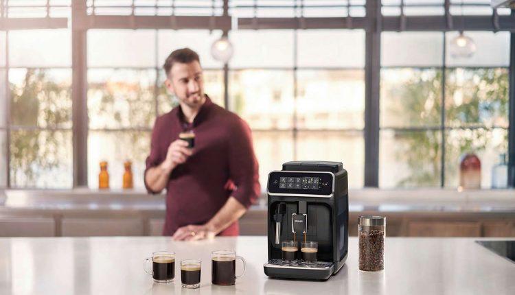 кафе машина philips
