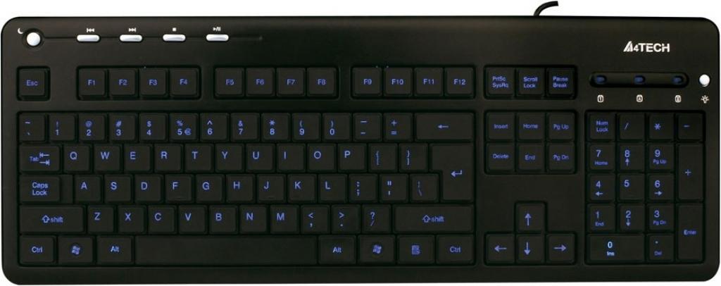 Клавиатура за компютър A4Tech