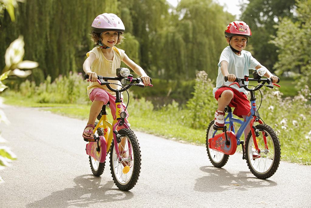 Най-добрите детски велосипеди за момиченца и момченца