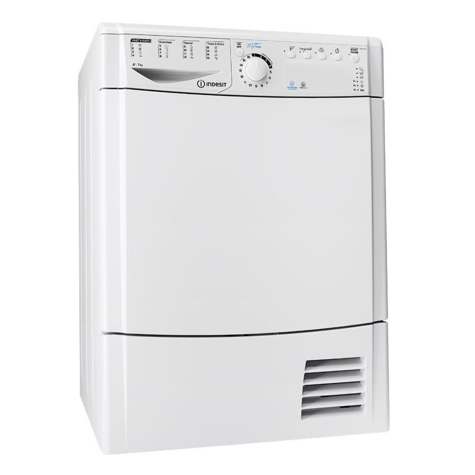 Сушилня за дрехи Indesit EDPA 745 A1 ECO EU