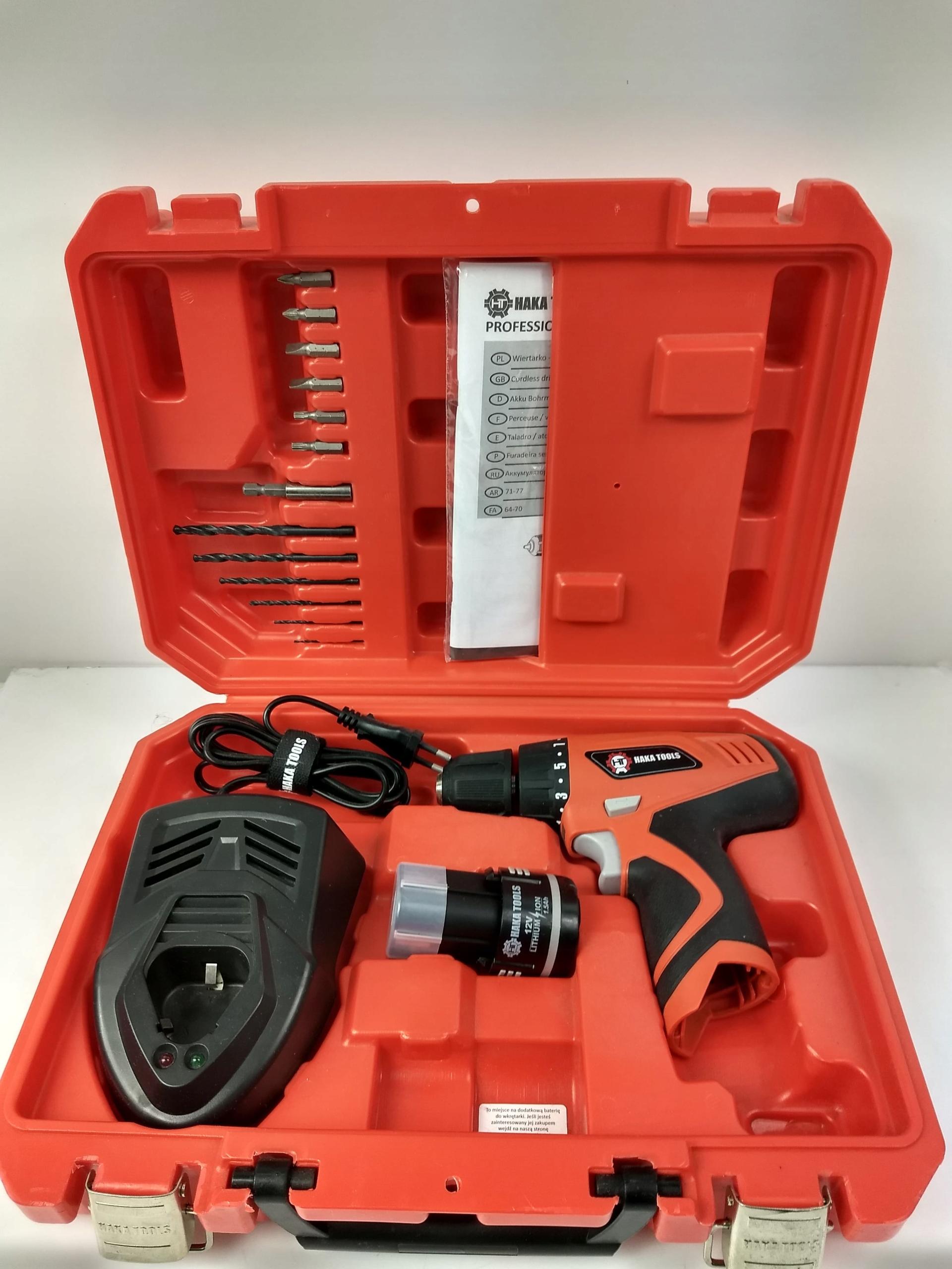 Haka Tools 12V