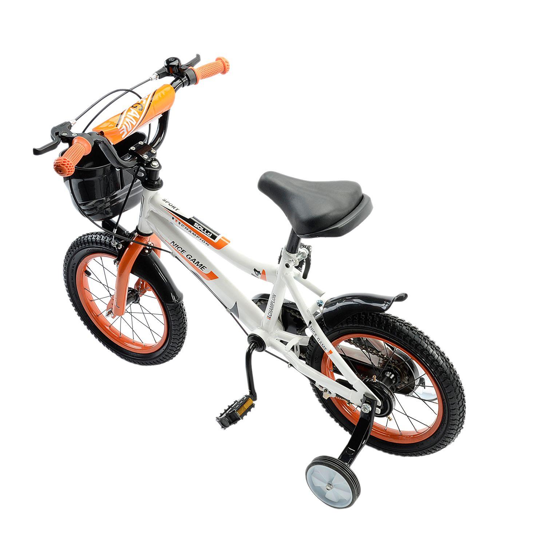 колело Mappy orange 14 14