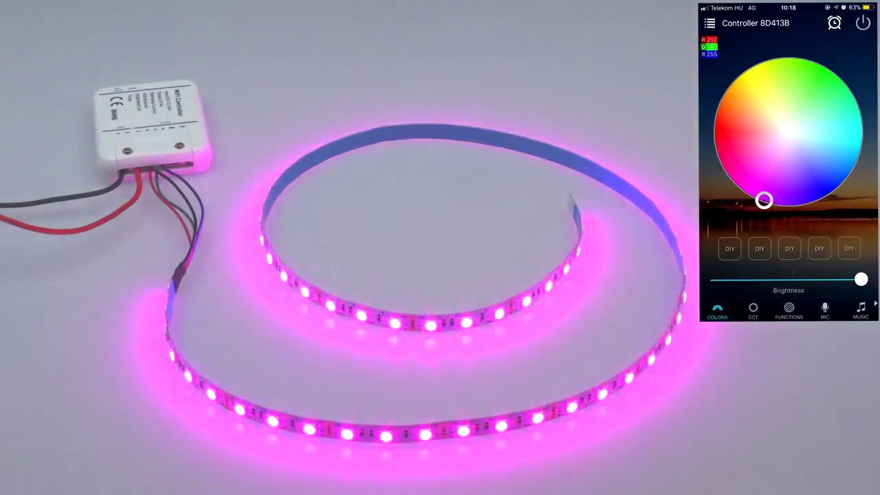 LED ЛЕНТА V- TAC SMD 5050