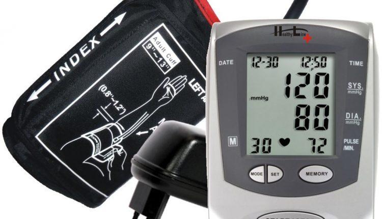 Апарат за кръвно налягане Healthy Line SHL-888GA